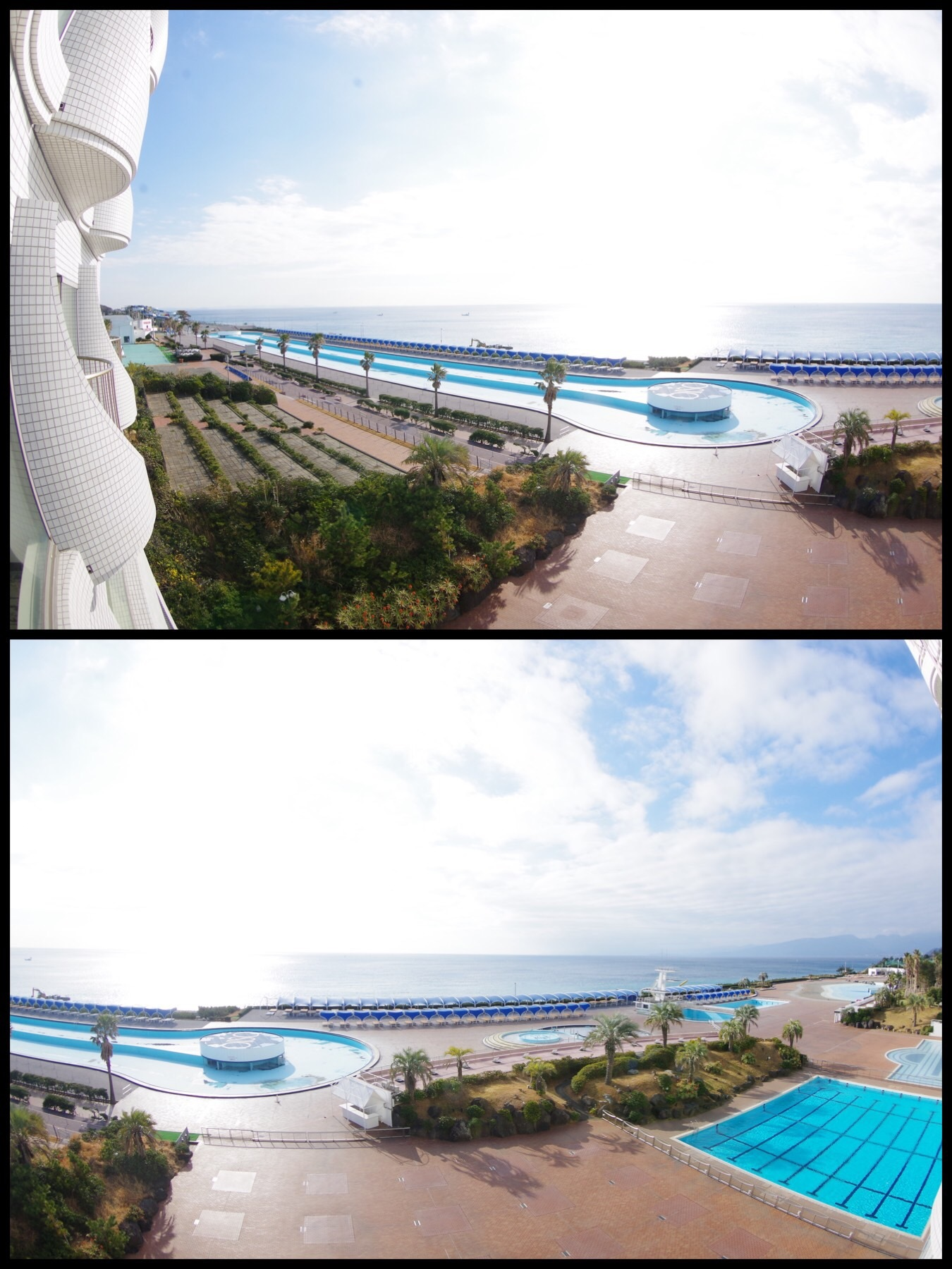 大磯プリンスホテル サーマルスパ S.WAVE デイユース
