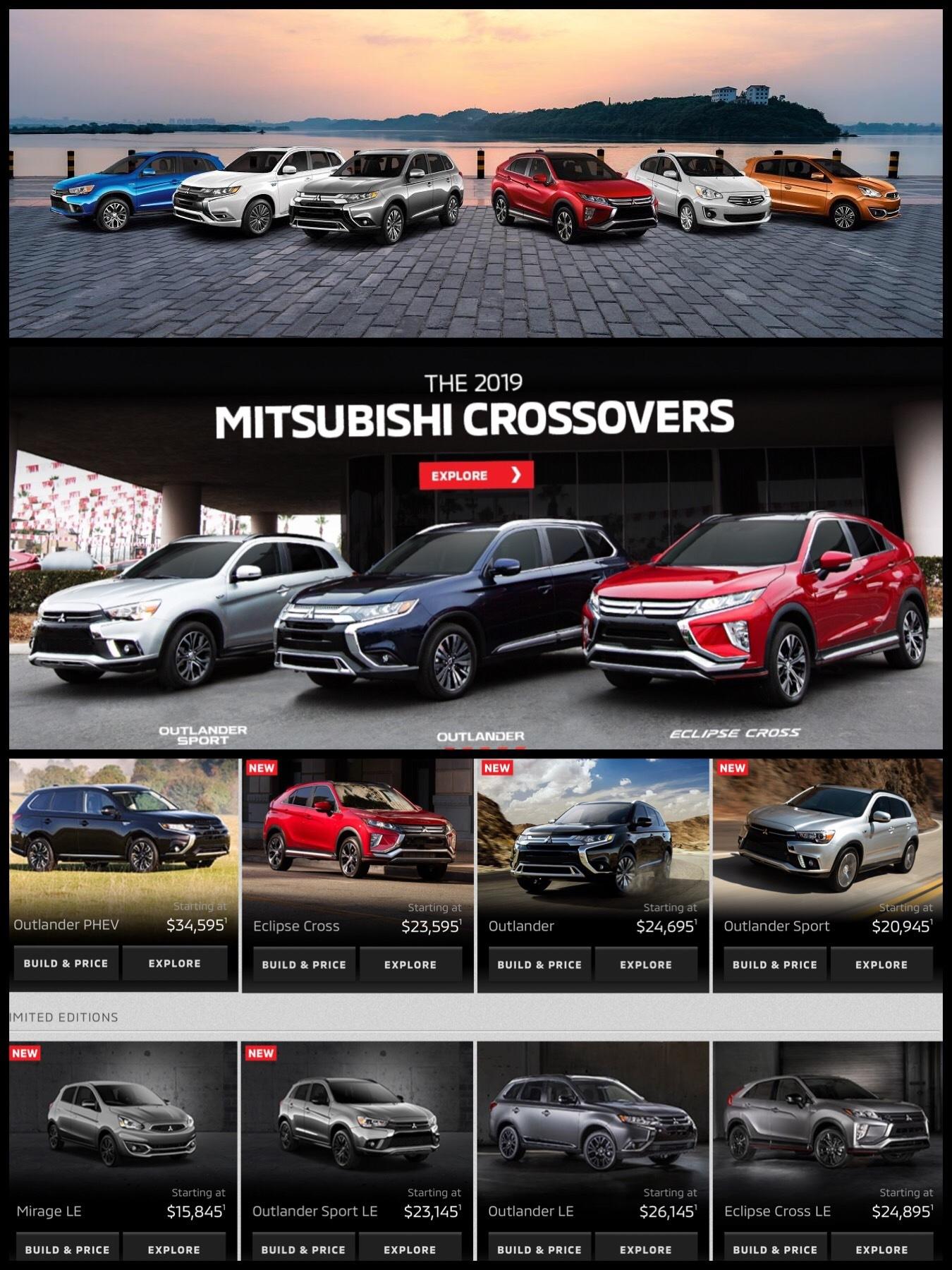 北米三菱自動車 Mitsubishi Motors USA