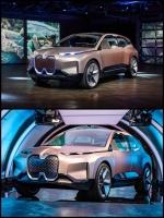 BMW「ヴィジョン iNext」