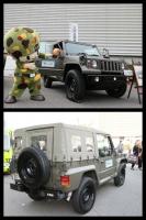 自衛隊73式小型トラック パジェロ