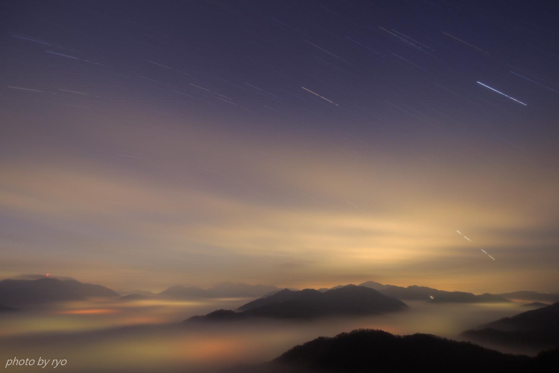 雲の多い朝_1
