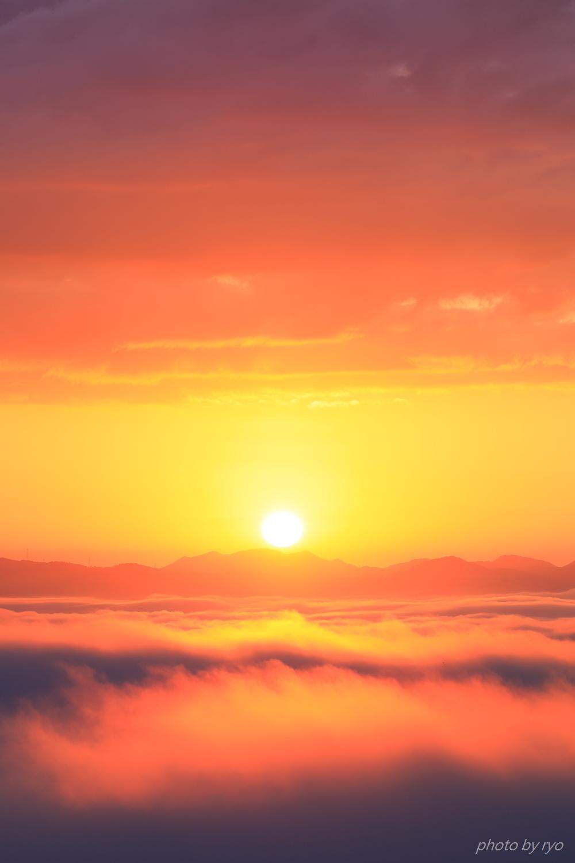 三日月の朝~隙間太陽_5