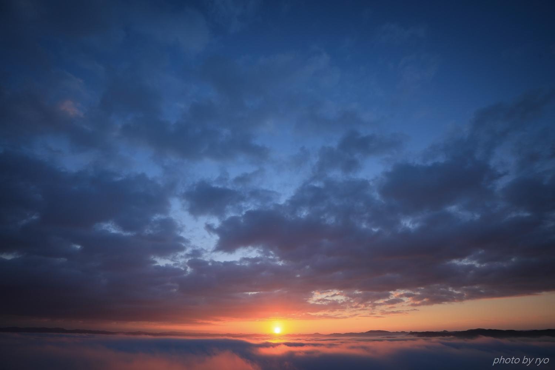 三日月の朝~隙間太陽_6