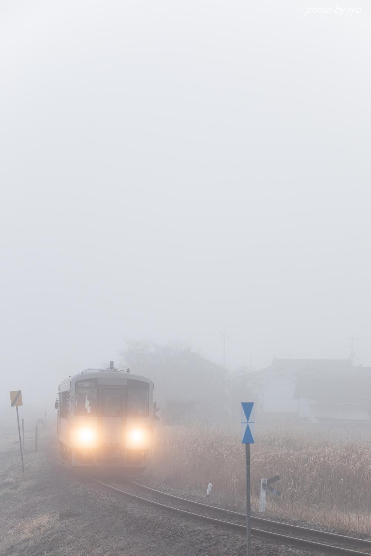 霧の中をⅡ