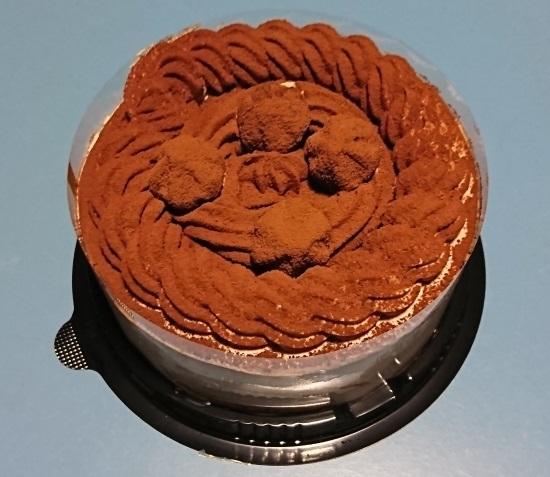 2018 12月24日 ケーキ