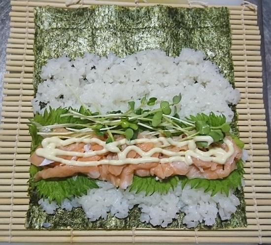 2019 1月26日 巻き寿司5