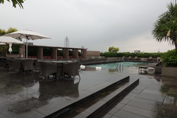 リージェントホテル台北・プール