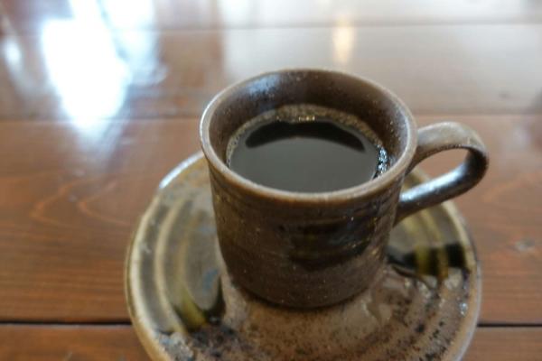 蕎麦と、コーヒーと。忠兵衛ピース