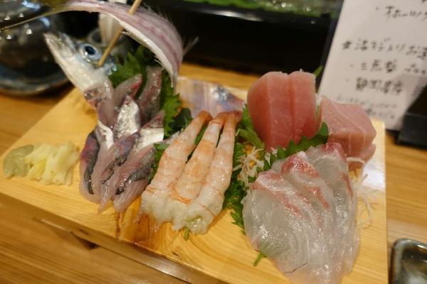 海鮮・活魚 わた屋