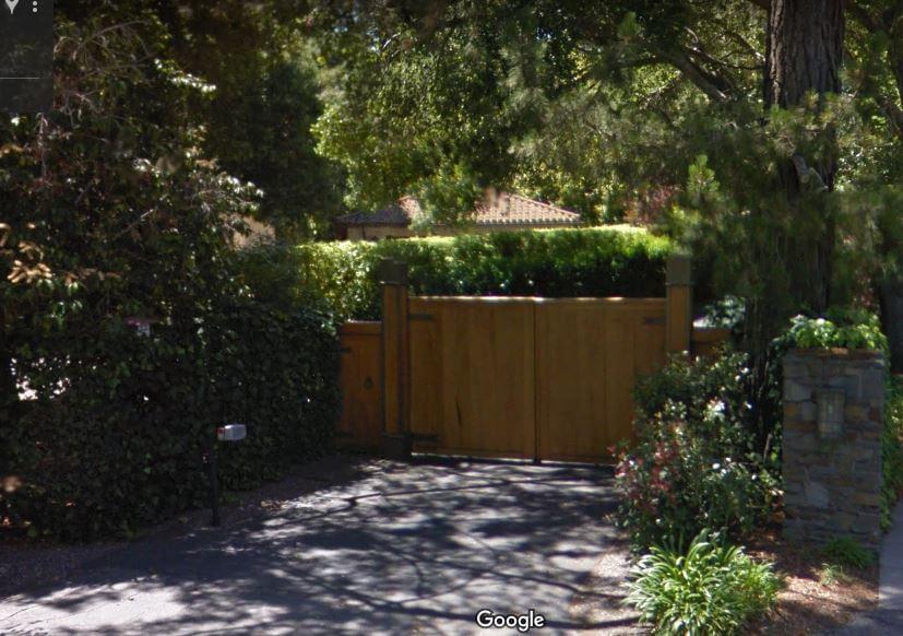 オラクル ラリー・エリソン カリフォルニア2外観