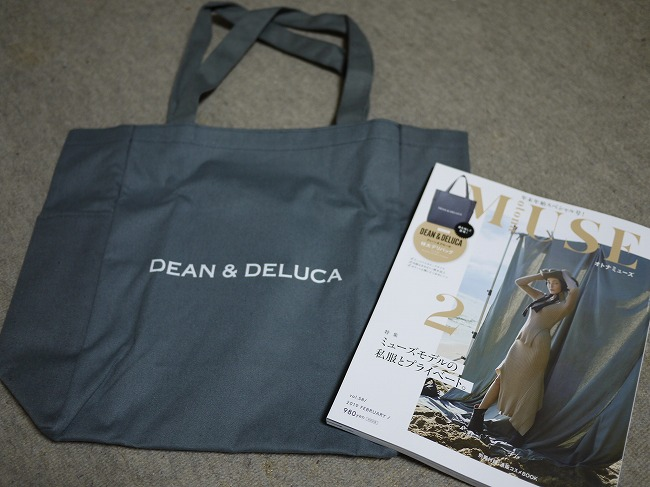 DEAN & DELUCA ディーン&デルーカ 特大デリバッグ
