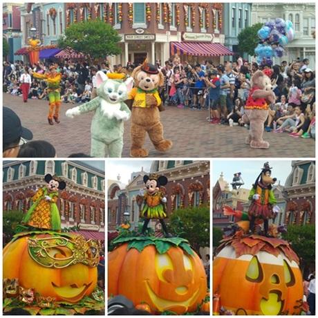 HKDL halloween 2018-2