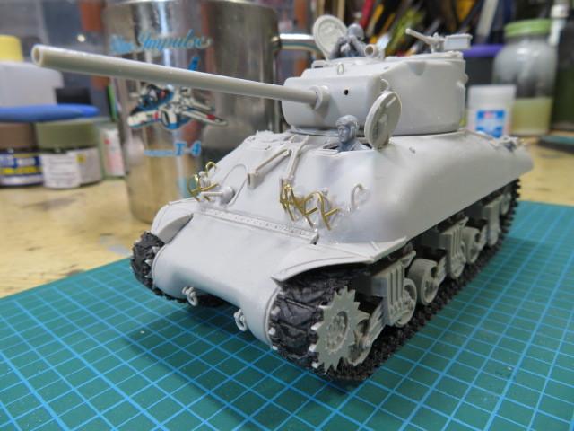 M4A1(76)W 48 Hobby Boss の2
