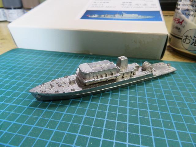 MSO-301 やえやま 基本船体終了「