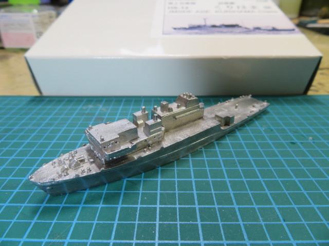 ASE-6101 船体