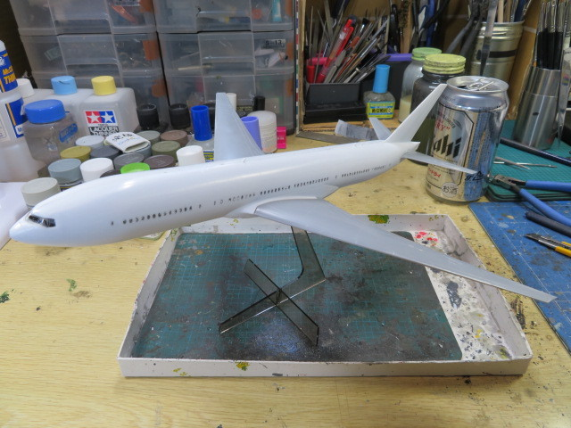 JAL B777-200 の2
