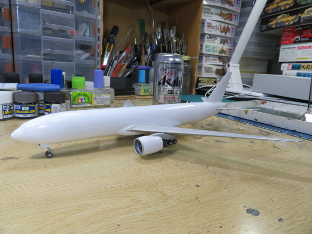 JAL B777-200 の3