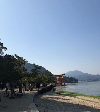 厳島神社 2019