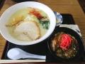 日替わりランチ_麺や小福