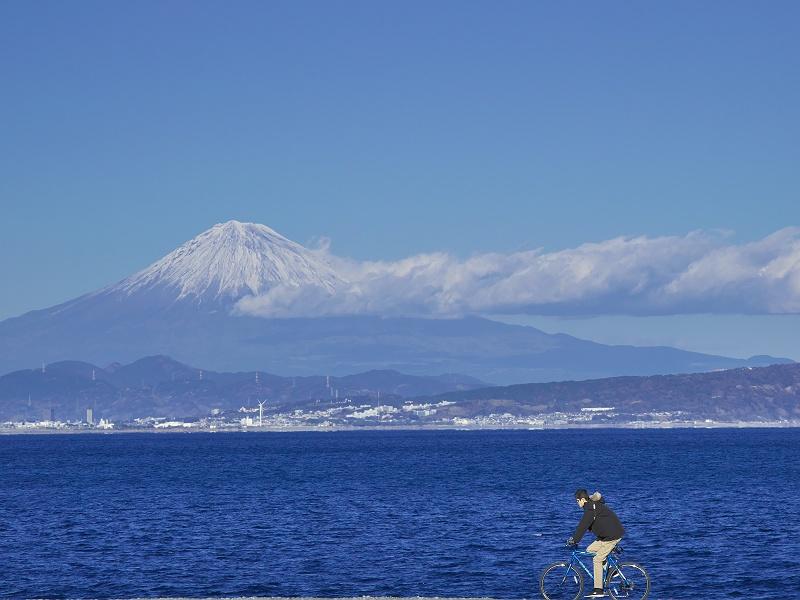 富士山と走ろう