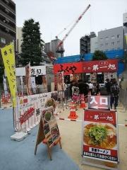 大つけ麺博 10周年特別企画 ラーメン日本一決定戦!! ~特級鶏蕎麦 龍介「W龍介つけそば」~-6