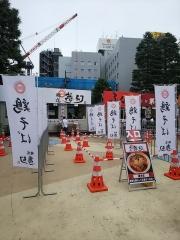 大つけ麺博 10周年特別企画 ラーメン日本一決定戦!! ~特級鶏蕎麦 龍介「W龍介つけそば」~-8