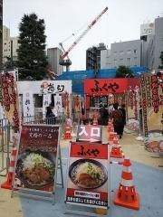 大つけ麺博 10周年特別企画 ラーメン日本一決定戦!! ~特級鶏蕎麦 龍介「W龍介つけそば」~-7