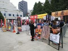 大つけ麺博 10周年特別企画 ラーメン日本一決定戦!! ~特級鶏蕎麦 龍介「W龍介つけそば」~-10