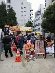 大つけ麺博 10周年特別企画 ラーメン日本一決定戦!! ~特級鶏蕎麦 龍介「W龍介つけそば」~-11