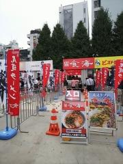 大つけ麺博 10周年特別企画 ラーメン日本一決定戦!! ~特級鶏蕎麦 龍介「W龍介つけそば」~-15