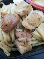 大つけ麺博 10周年特別企画 ラーメン日本一決定戦!! ~特級鶏蕎麦 龍介「W龍介つけそば」~-24