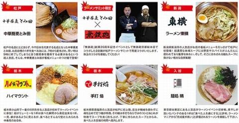 「中華蕎麦とみ田 富田治PRESENTS 松戸ラーメンサミット 2018」開幕レポート♪-14
