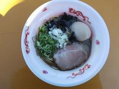 松戸ラーメンサミット 2018 ~麺処 晴 「濃厚煮干しそば」~-3
