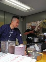 松戸モリヒロフェスタ ~『無鉄砲』×『中華蕎麦 とみ田』コラボ-9