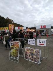 松戸モリヒロフェスタ ~『無鉄砲』×『中華蕎麦 とみ田』コラボ-18
