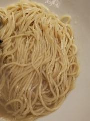 むぎくらべ【参】 ~寿製麺 よしかわ 「牡蠣そば」+「牡蠣3個増し」×2~-8