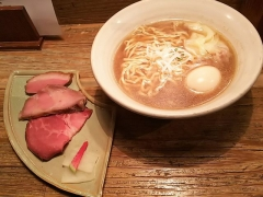 らの道 Ultimate 『Homemade Ramen 麦苗』×『和dining 清乃』-9