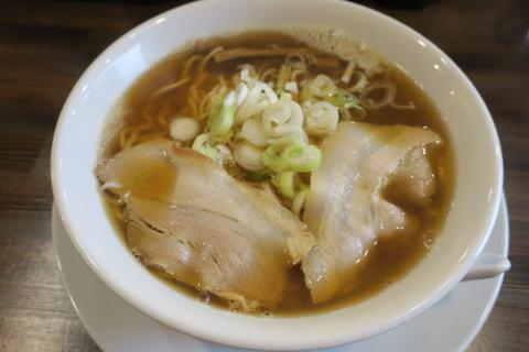 青森煮干おりいち(朝ラー中華そば)