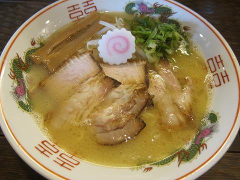 まるきん(塩ラーメン)