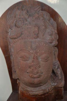 アルダナーリー1MATHURA博物館5世紀