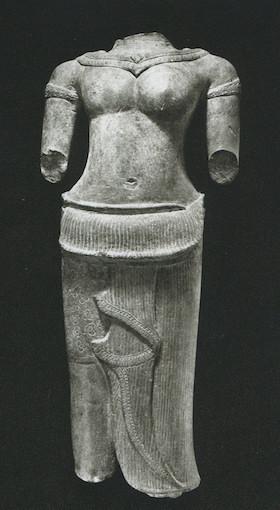 6アルダナリーシュヴァラ13世紀BATTAMBANG