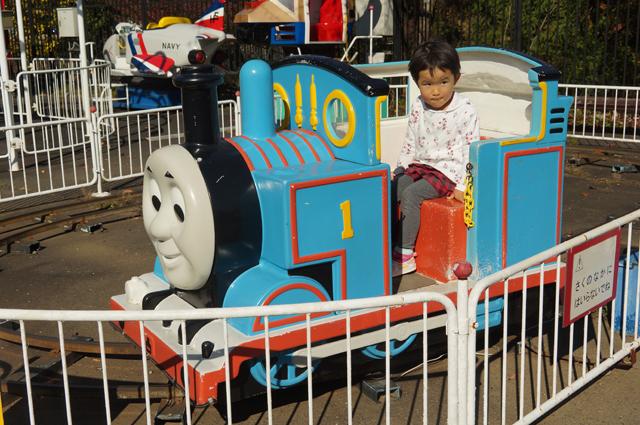 鉄道記念公園で遊ぶ