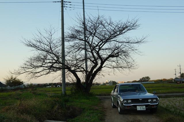 日野への帰り道