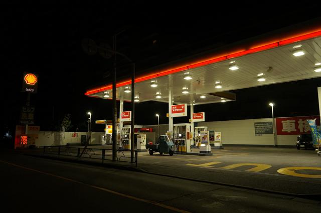 昭和シェル石油と、べスカパー