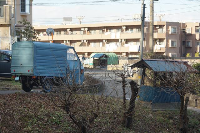庚申塚・地蔵堂が並ぶ長沼