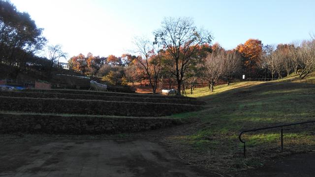公園のだんだん田んぼ