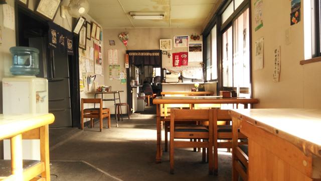 小島屋さんの店内