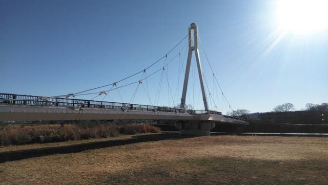 日野の名所 一番橋