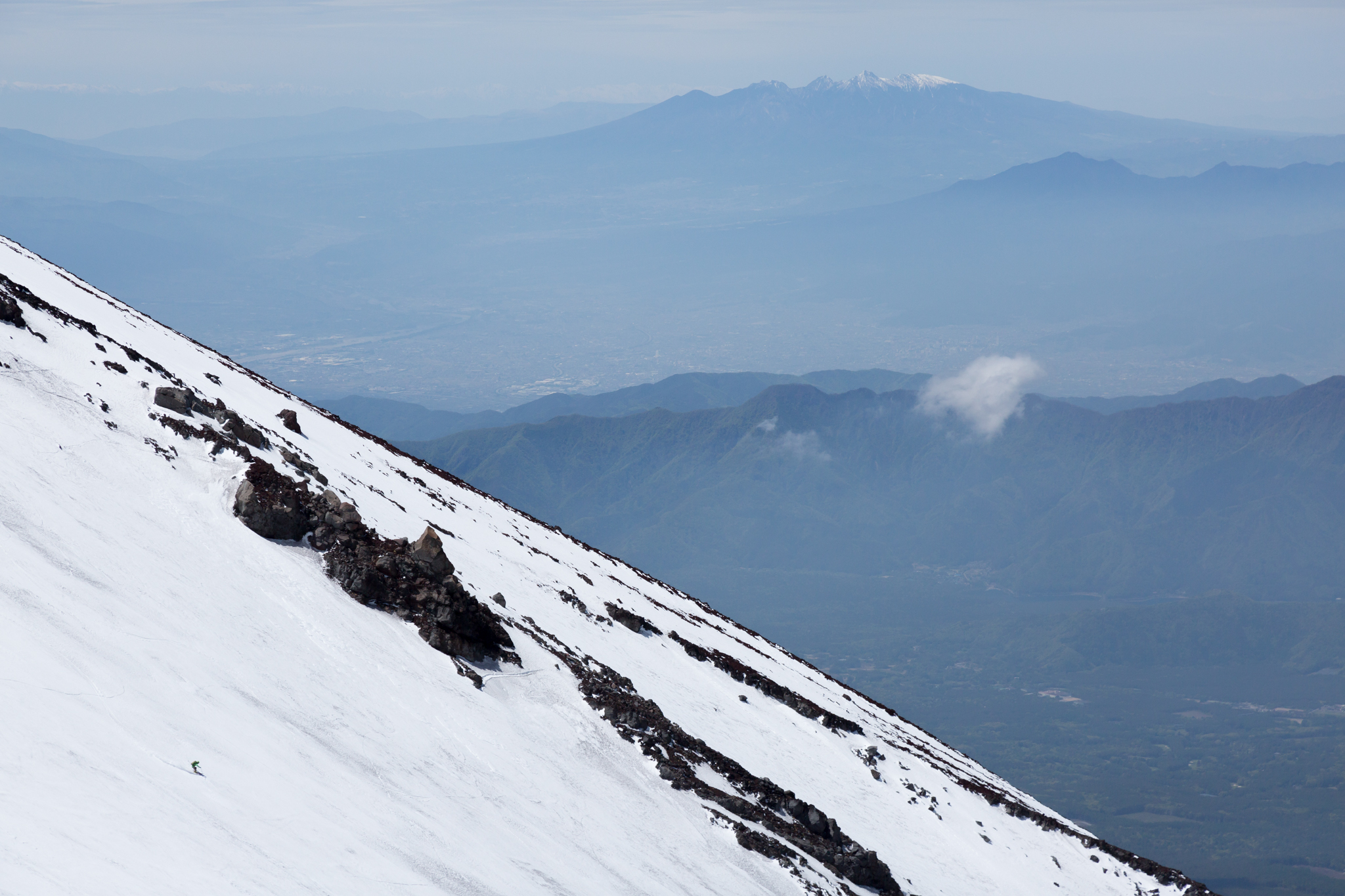 5月中旬 富士山 5Dmk3