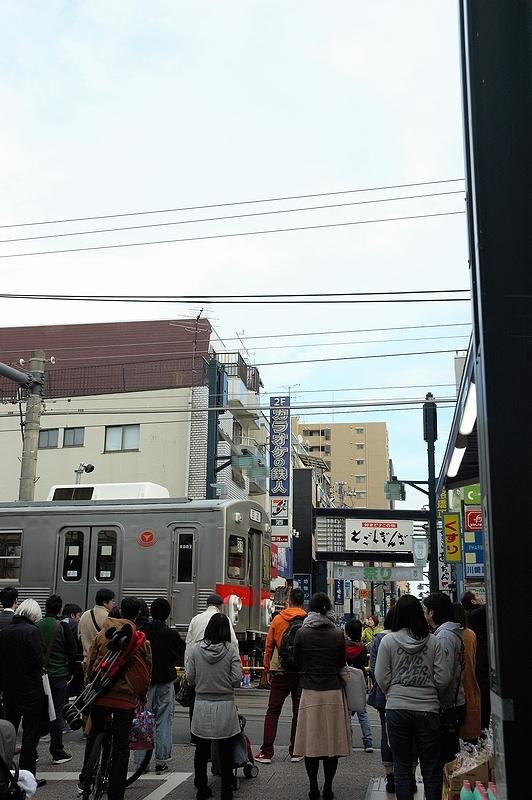 @戸越銀座駅